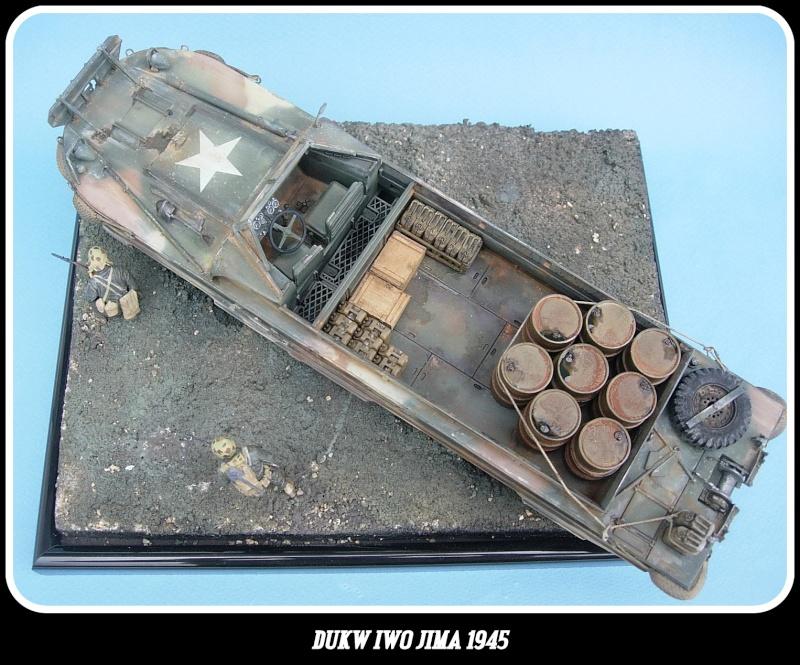 DUKW Iwo Jima 1/35 Italeri Dscn0038