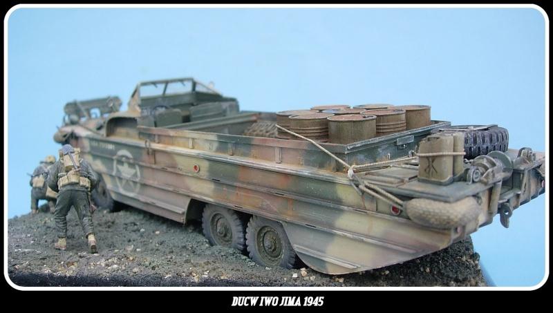 DUKW Iwo Jima 1/35 Italeri Dscn0039