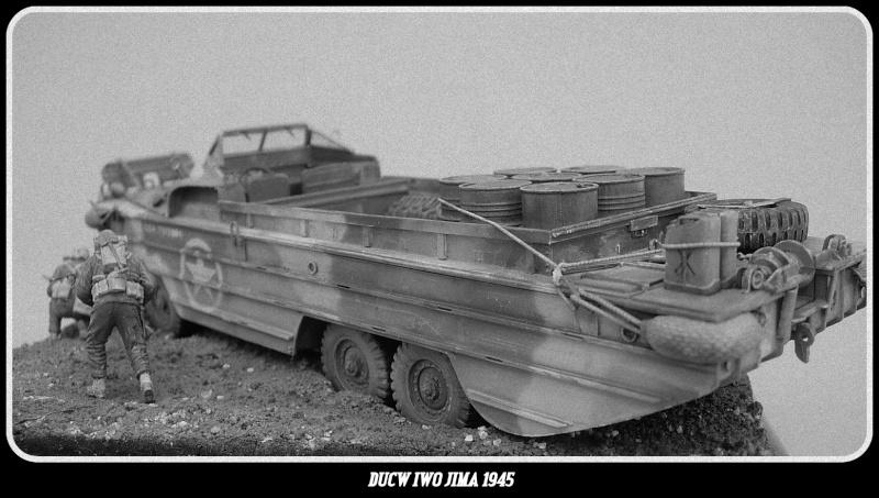 DUKW Iwo Jima 1/35 Italeri Dscn0040