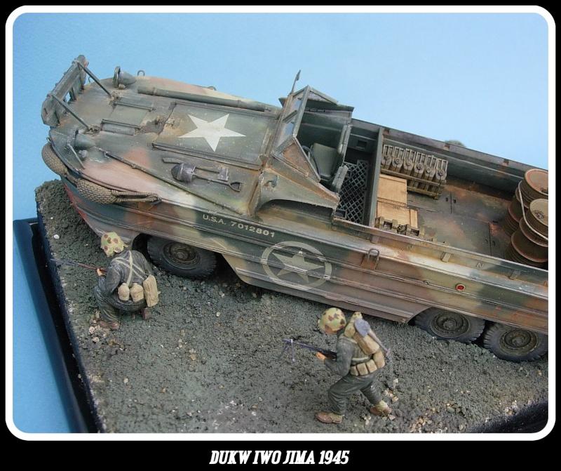 DUKW Iwo Jima 1/35 Italeri Dscn0041