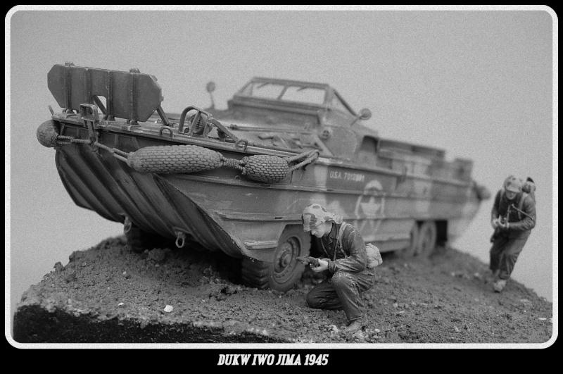 DUKW Iwo Jima 1/35 Italeri Dscn0042