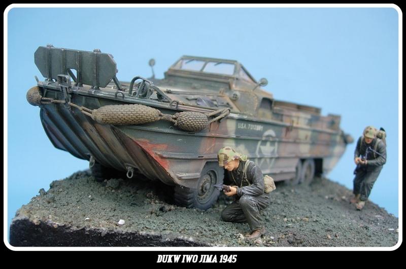 DUKW Iwo Jima 1/35 Italeri Dscn0043