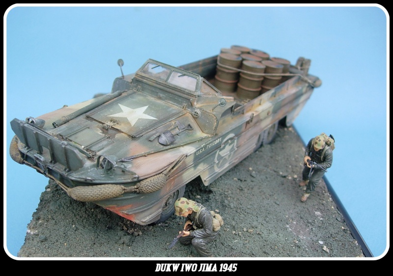 DUKW Iwo Jima 1/35 Italeri Dscn0044