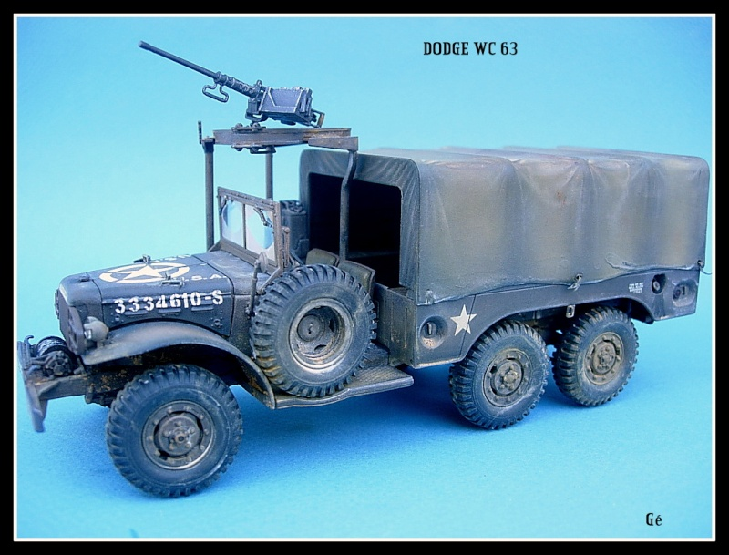 Dodge WC63 - AFV CLUB - 1/35 Dscn0210