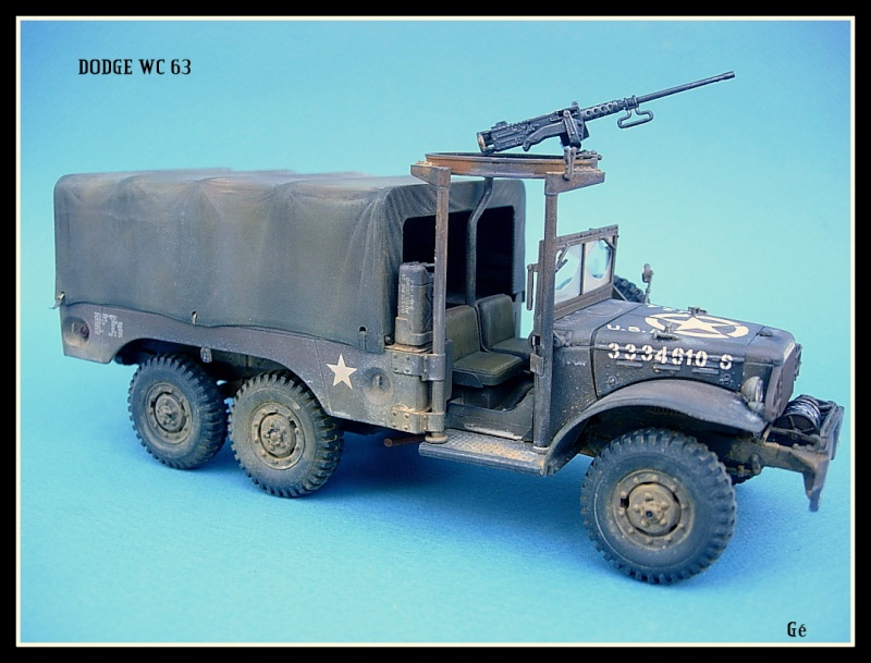 Dodge WC63 - AFV CLUB - 1/35 Dscn0211