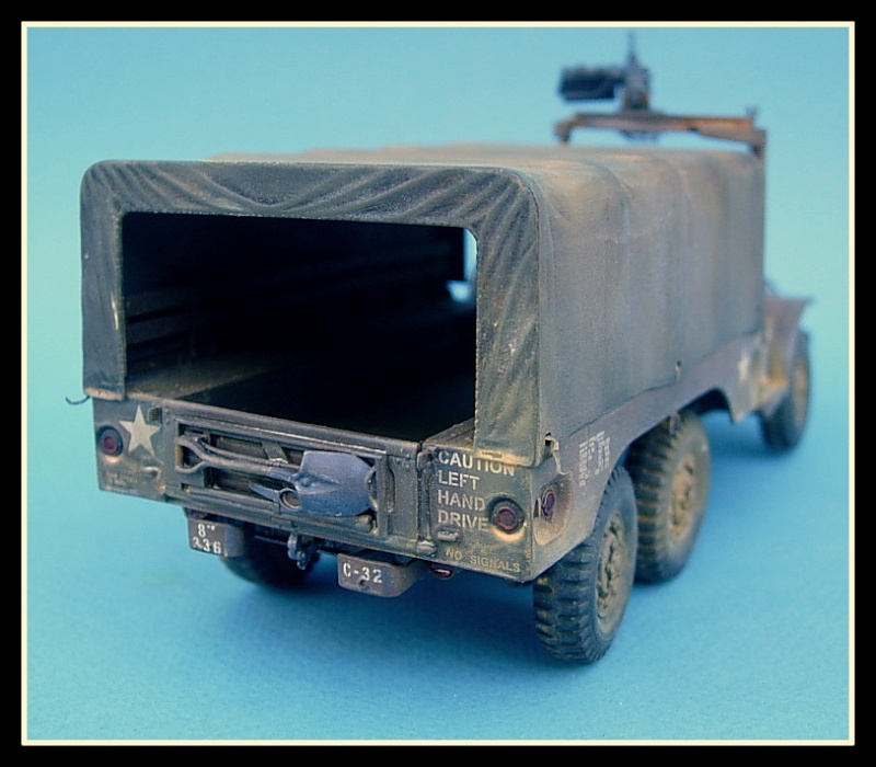 Dodge WC63 - AFV CLUB - 1/35 Dscn0212