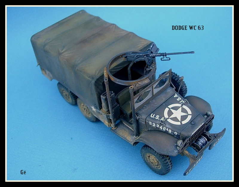 Dodge WC63 - AFV CLUB - 1/35 Dscn0214