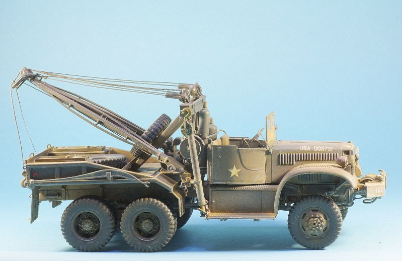 T 969 Diamond wrecker Mirror models 1/35  ( nouvelles photos ) Imgp2013