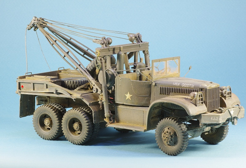 T 969 Diamond wrecker Mirror models 1/35  ( nouvelles photos ) Imgp2014