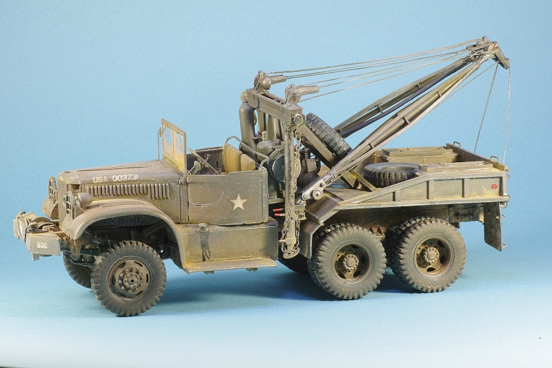 T 969 Diamond wrecker Mirror models 1/35  ( nouvelles photos ) Imgp2015
