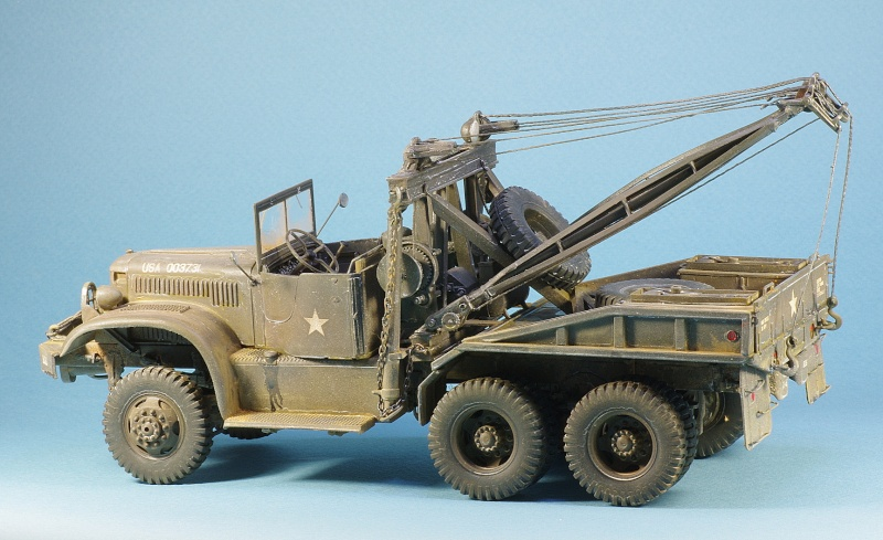 T 969 Diamond wrecker Mirror models 1/35  ( nouvelles photos ) Imgp2016