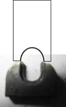 Butée de Percuteur sur des 96U Retire10