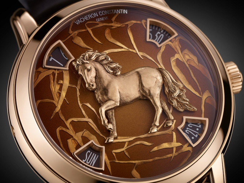 VACHERON CONSTANTIN : La Légende du Zodiaque chinois, l'année du cheval 86073_12
