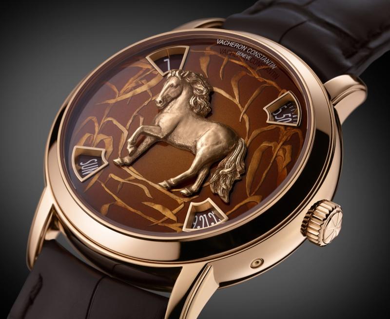 VACHERON CONSTANTIN : La Légende du Zodiaque chinois, l'année du cheval 86073_13