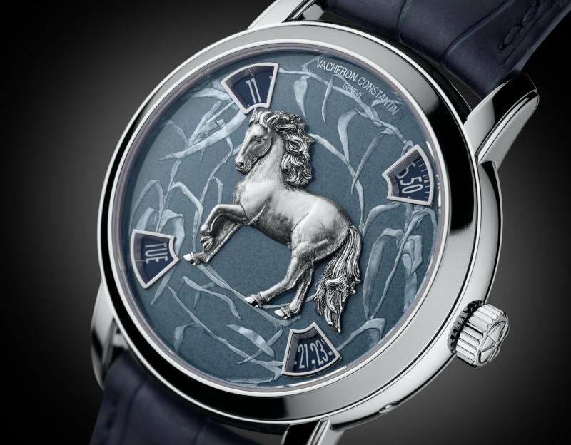 VACHERON CONSTANTIN : La Légende du Zodiaque chinois, l'année du cheval 86073_15