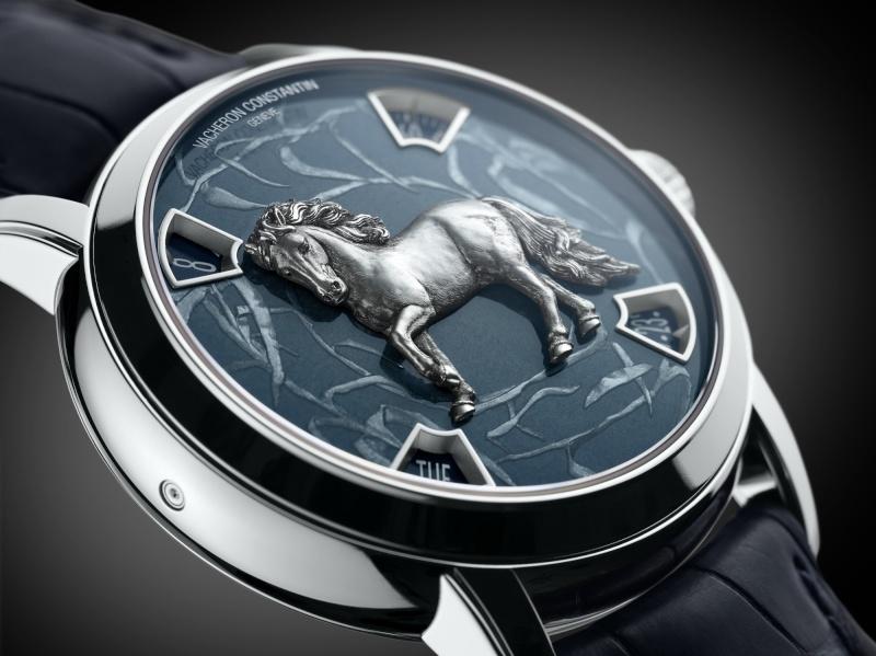 VACHERON CONSTANTIN : La Légende du Zodiaque chinois, l'année du cheval 86073_16