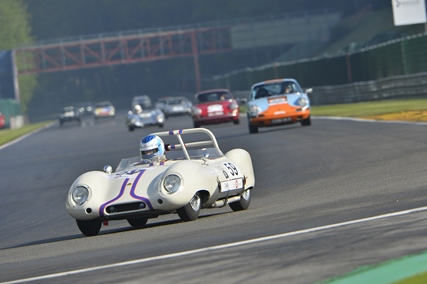 ZENITH au Spa Classic Race10