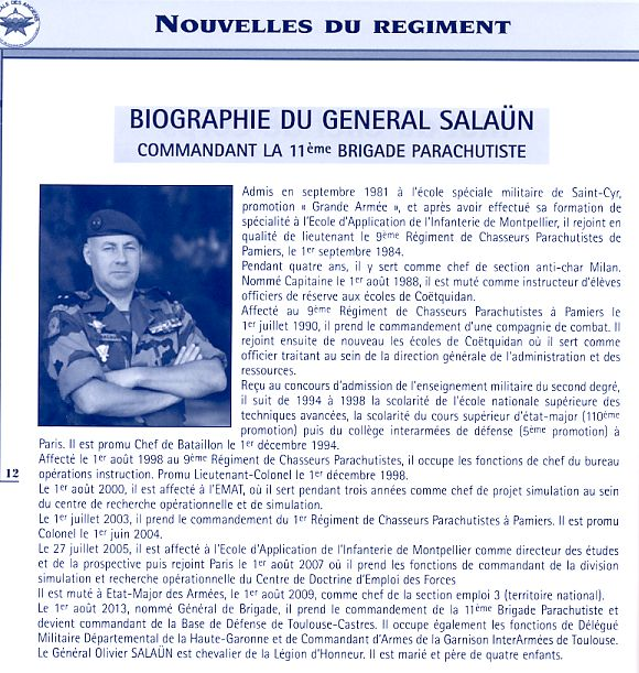 Biographie du général SALAUN commandant la 11e brigade Parachutistes 11e_br10