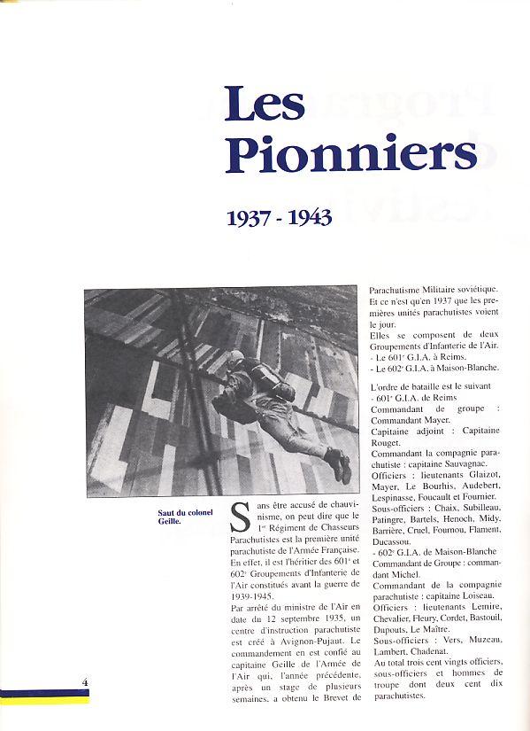 LES PIONNIERS du parachutisme militaire 1937 - 1943 1er_rc10