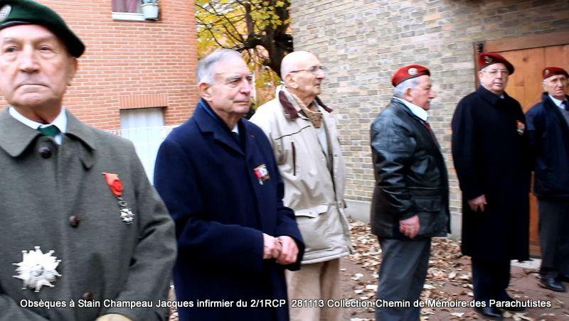 Champeau Jacques infirmier du 2/1RCP - A Dieu Jacques Champeau! Camara10