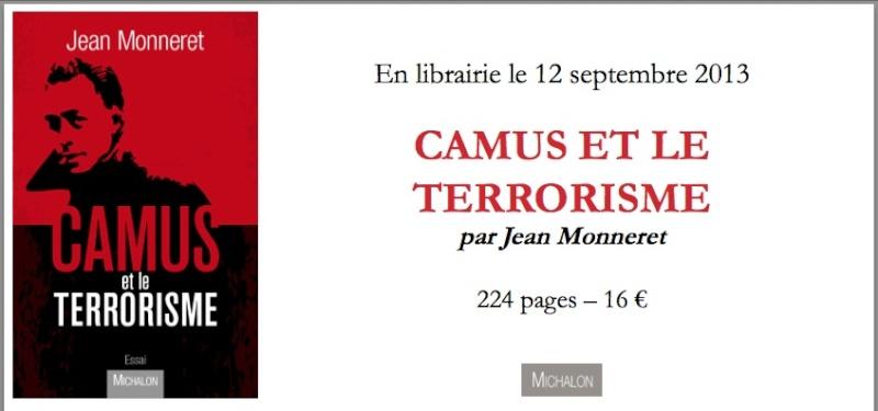 """""""CAMUS ET LE TERRORISME"""" de Jean Monneret Camus_10"""