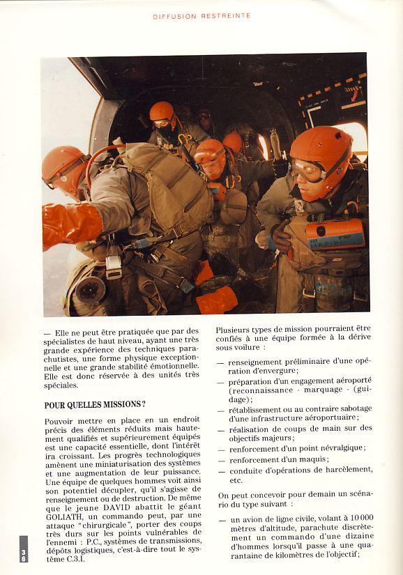 LA DERIVE SOUS VOILURE vu en 1992 par le Lnt-colonel DARY Derive12