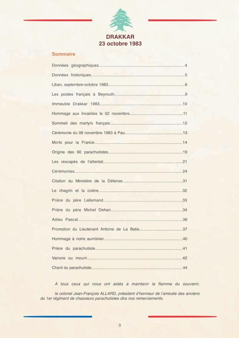 DRAKKAR: Récapitulatif du drame en 45 pages textes et photos Drakka13