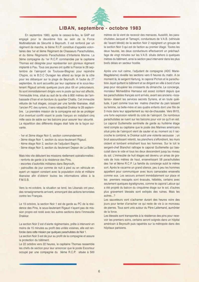 DRAKKAR: Récapitulatif du drame en 45 pages textes et photos Drakka16