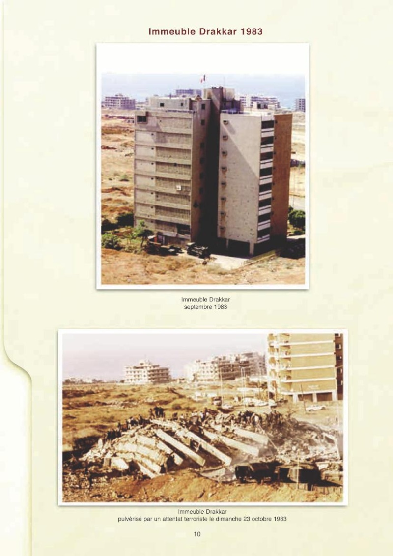 DRAKKAR: Récapitulatif du drame en 45 pages textes et photos Drakka20