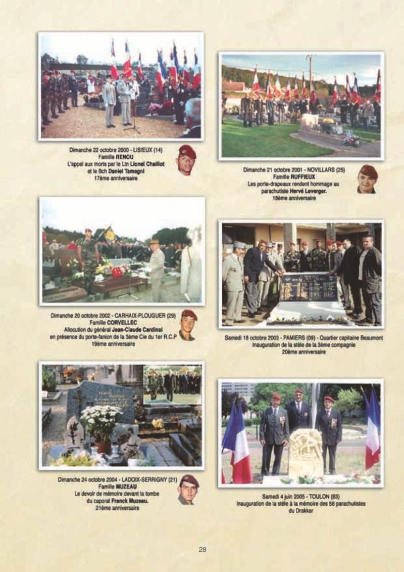 DRAKKAR: Récapitulatif du drame en 45 pages textes et photos Drakka52