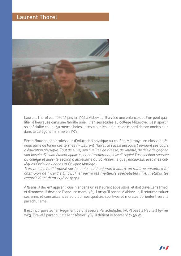 Préfet de la Somme: Hommage au caporal Laurent Thorel et à ses compagnons d'arme à l'occasion du 30ème anniversaire de l'attentat du Drakkar du 23 octobre 1983  Drakka68