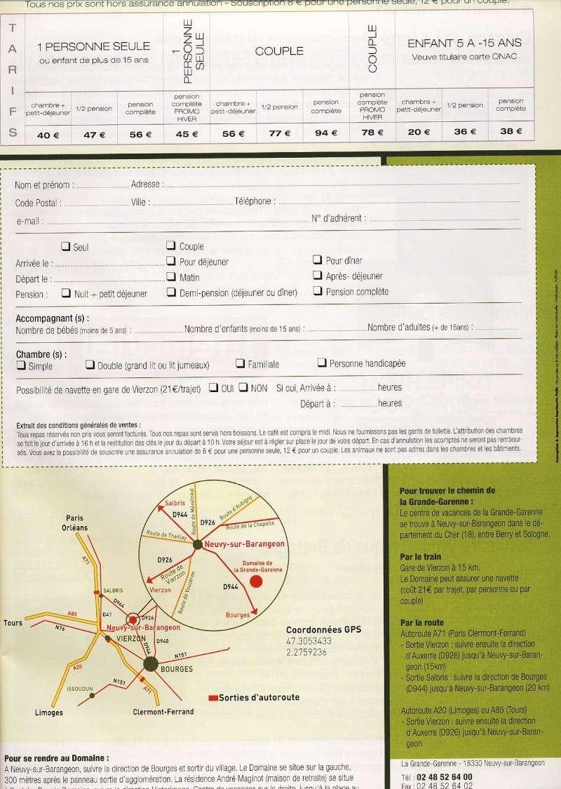 Le domaine de la Grande Garenne en mai 2014 - mise à jour tarifs et offres Grande13