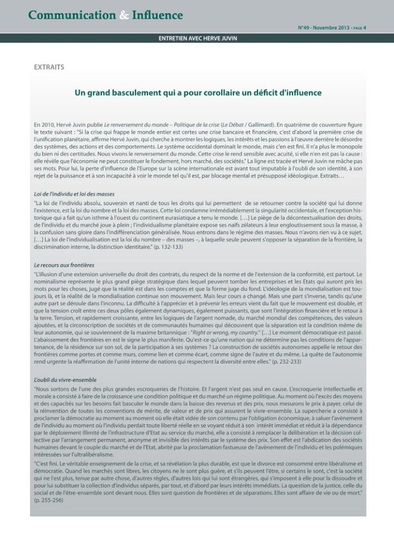 Identité, influence, puissance : face à la mondialisation Identi13