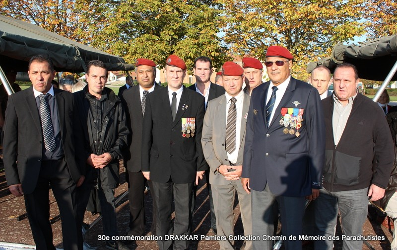 La cérémonie vue par nos membres CMP du 30ème anniversaire du DRAKKAR à Pamiers  Img_8811
