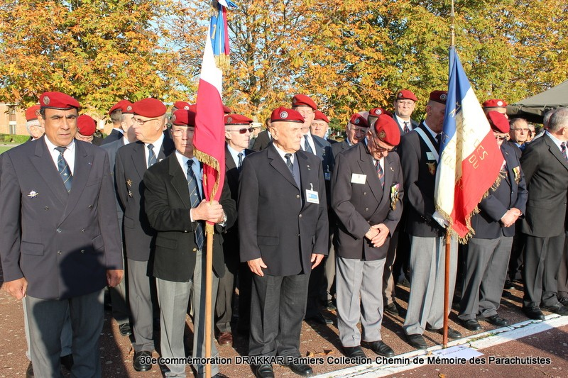 La cérémonie vue par nos membres CMP du 30ème anniversaire du DRAKKAR à Pamiers  Img_8813