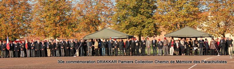 La cérémonie vue par nos membres CMP du 30ème anniversaire du DRAKKAR à Pamiers  Img_8914