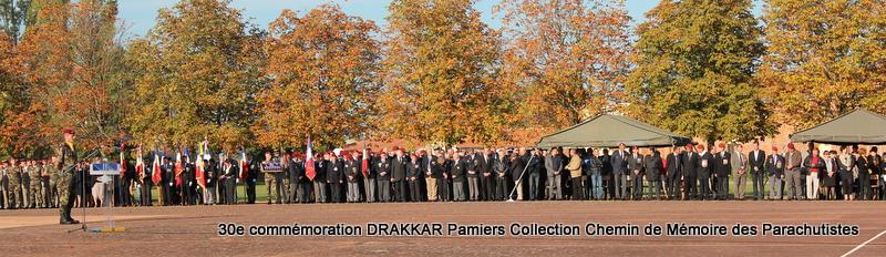 La cérémonie vue par nos membres CMP du 30ème anniversaire du DRAKKAR à Pamiers  Img_8915