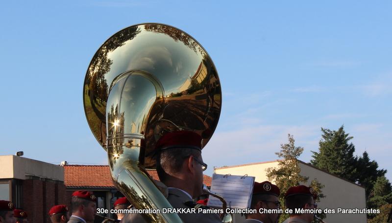 La cérémonie vue par nos membres CMP du 30ème anniversaire du DRAKKAR à Pamiers  Img_8920