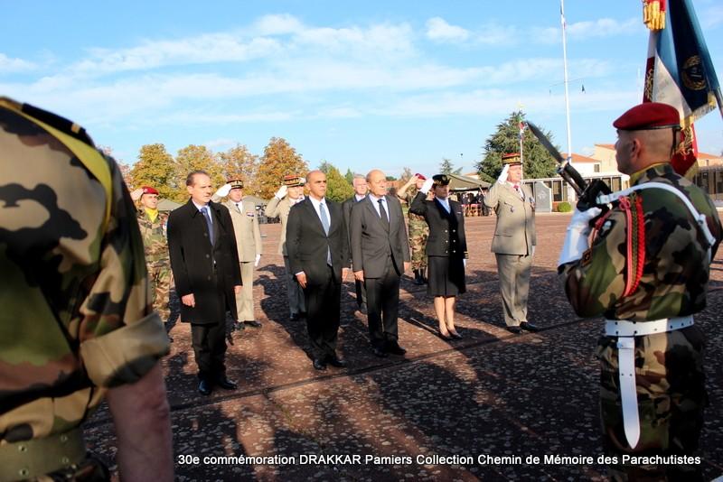 La cérémonie vue par nos membres CMP du 30ème anniversaire du DRAKKAR à Pamiers  Img_8924