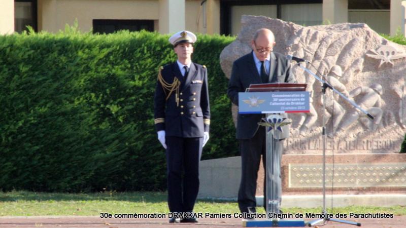 La cérémonie vue par nos membres CMP du 30ème anniversaire du DRAKKAR à Pamiers  Img_8928