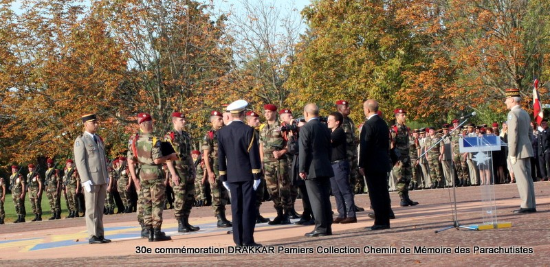 La cérémonie vue par nos membres CMP du 30ème anniversaire du DRAKKAR à Pamiers  Img_8930