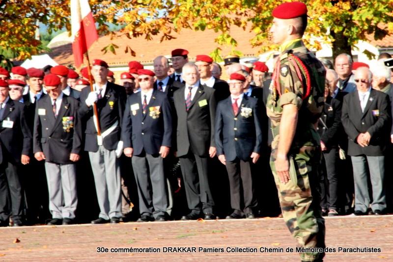 La cérémonie vue par nos membres CMP du 30ème anniversaire du DRAKKAR à Pamiers  Img_8935