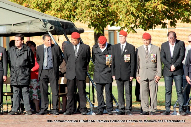 La cérémonie vue par nos membres CMP du 30ème anniversaire du DRAKKAR à Pamiers  Img_8938