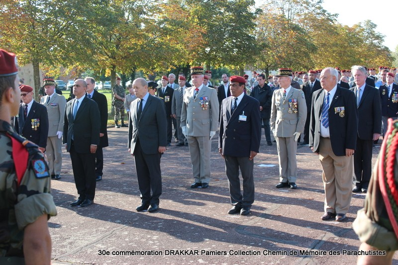La cérémonie vue par nos membres CMP du 30ème anniversaire du DRAKKAR à Pamiers  Img_8943