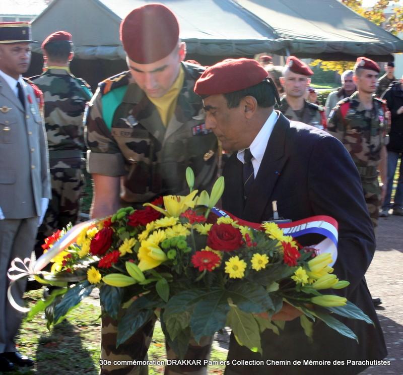 La cérémonie vue par nos membres CMP du 30ème anniversaire du DRAKKAR à Pamiers  Img_8946