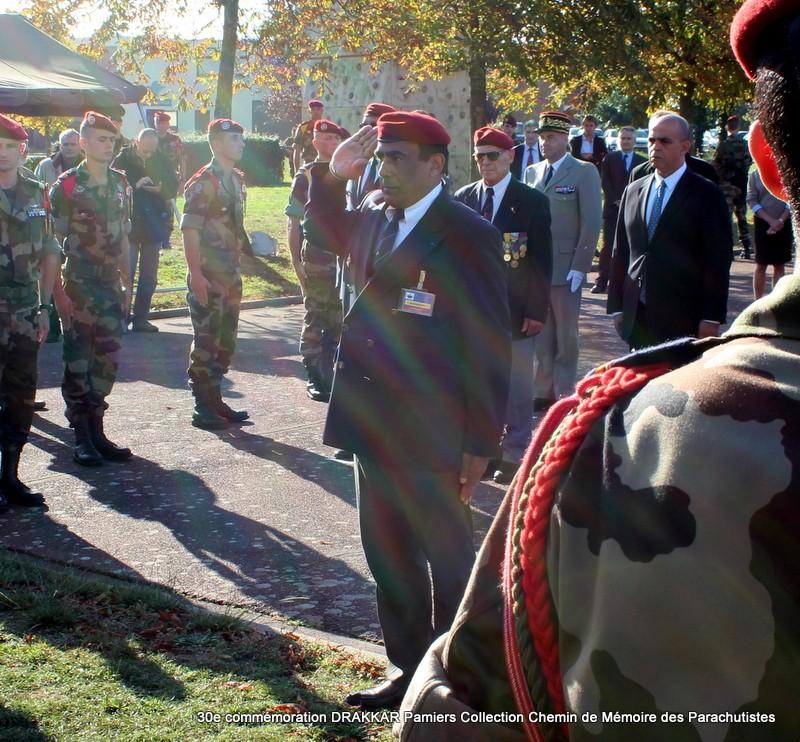 La cérémonie vue par nos membres CMP du 30ème anniversaire du DRAKKAR à Pamiers  Img_8949