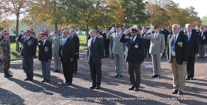 La cérémonie vue par nos membres CMP du 30ème anniversaire du DRAKKAR à Pamiers  Img_8953