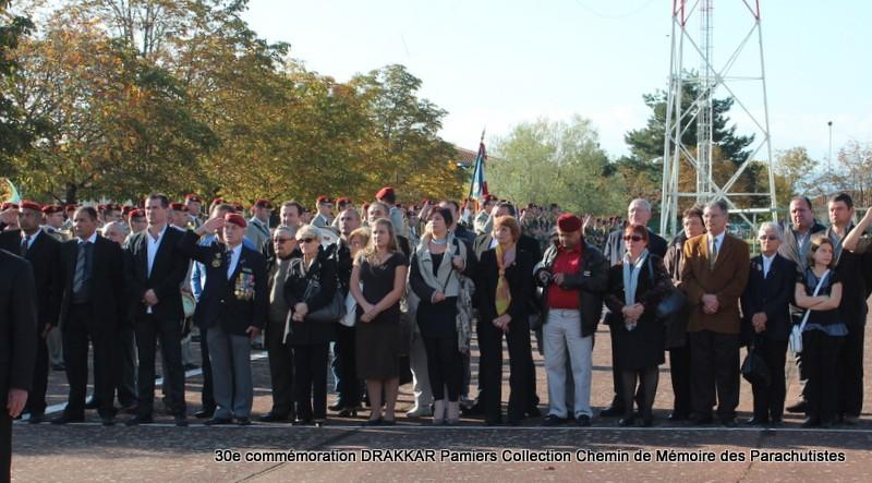 La cérémonie vue par nos membres CMP du 30ème anniversaire du DRAKKAR à Pamiers  Img_8954