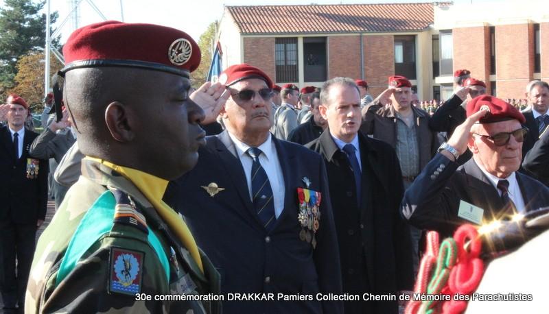 La cérémonie vue par nos membres CMP du 30ème anniversaire du DRAKKAR à Pamiers  Img_9012