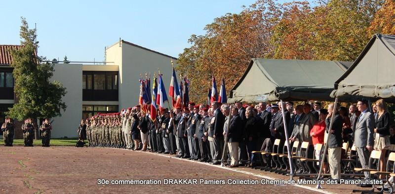 La cérémonie vue par nos membres CMP du 30ème anniversaire du DRAKKAR à Pamiers  Img_9015